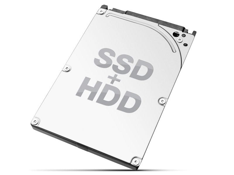 SSHD SATA3 1TB E 8GB SEAGATE ST1000LM014