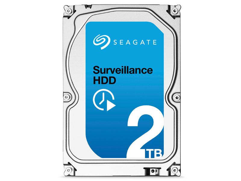 HD SATA3 2TB SEAGATE SURVEILLANCE ST2000VX000