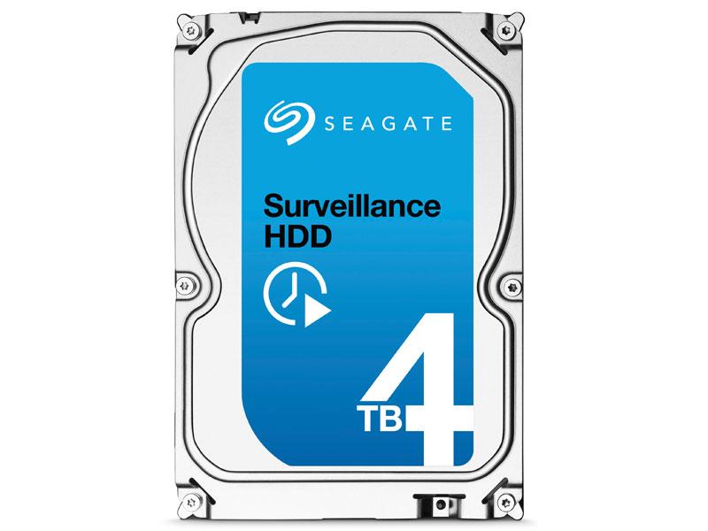 HD SATA3 4TB SEAGATE SURVEILLANCE ST4000VX000