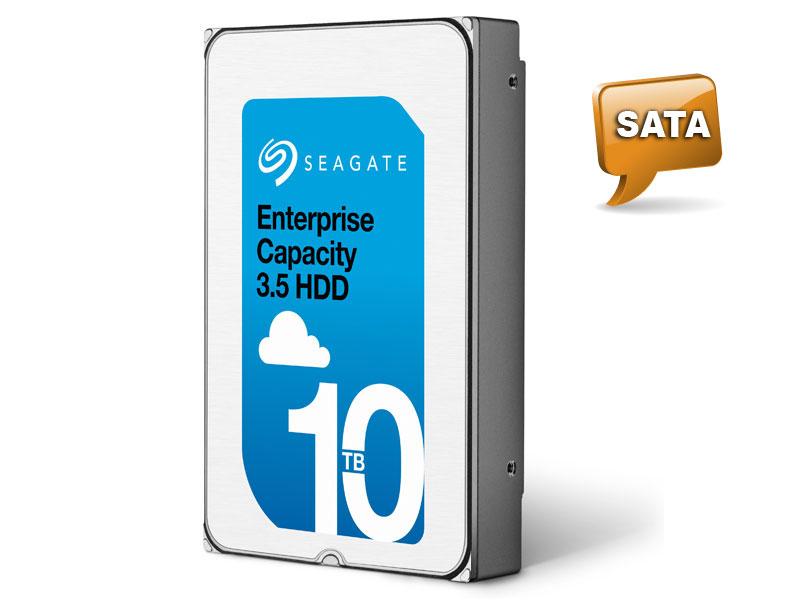 HD SATA3 10TB SEAGATE ENTERPRISE ST10000NM0016