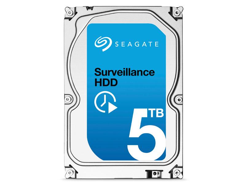 HD SATA3 5TB SEAGATE SURVEILLANCE ST5000VX0001