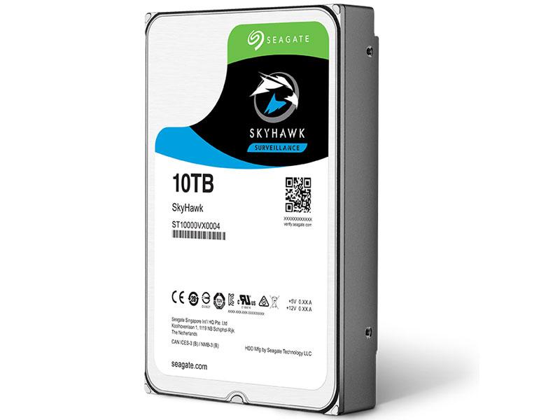 HD SATA3 10TB SEAGATE SURVEILLANCE ST10000VX0004